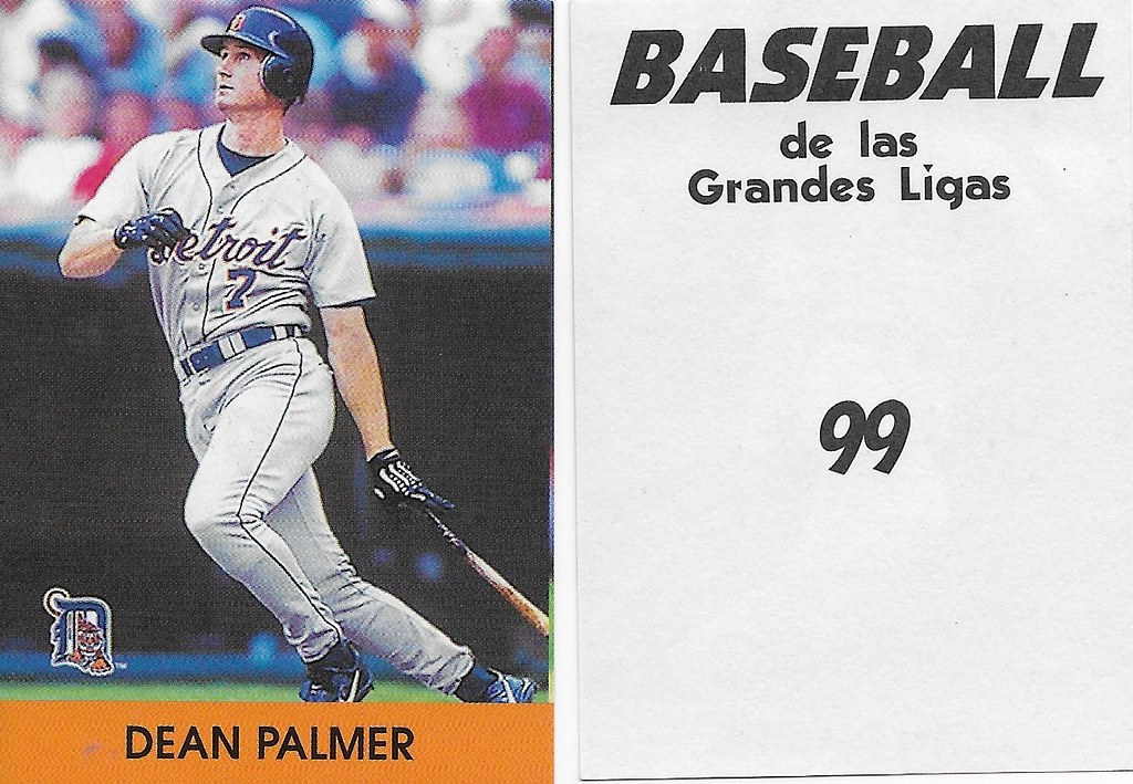2000 Venezuelan - Palmer, Dean
