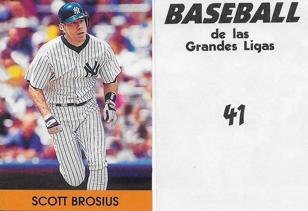 2000 Venezuelan - Brosius, Scott