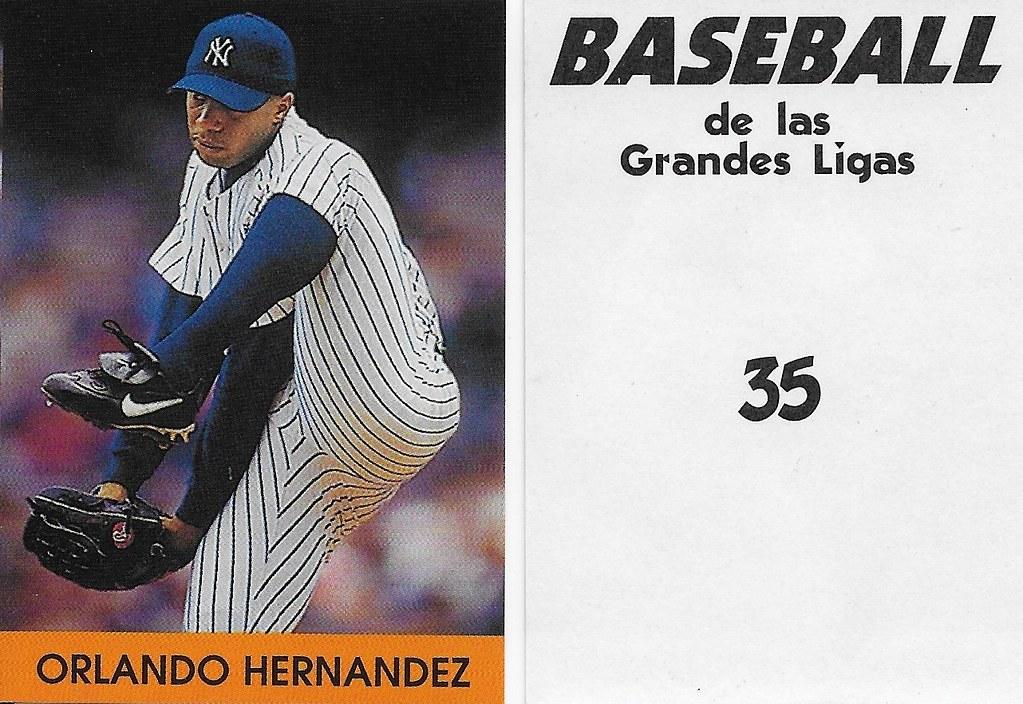 2000 Venezuelan - Hernandez, Orlando 35