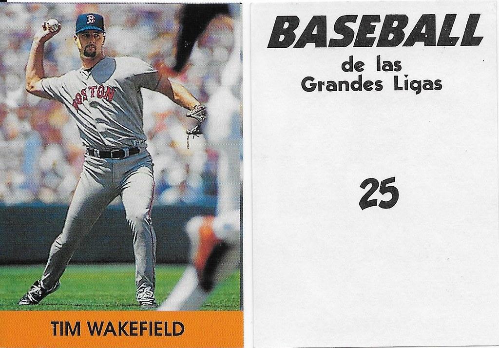 2000 Venezuelan - Wakefield, Tim