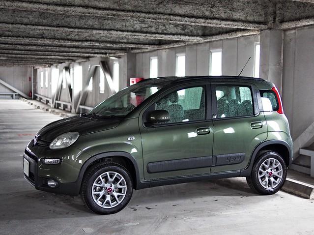 2018 Fiat Panda 4x4