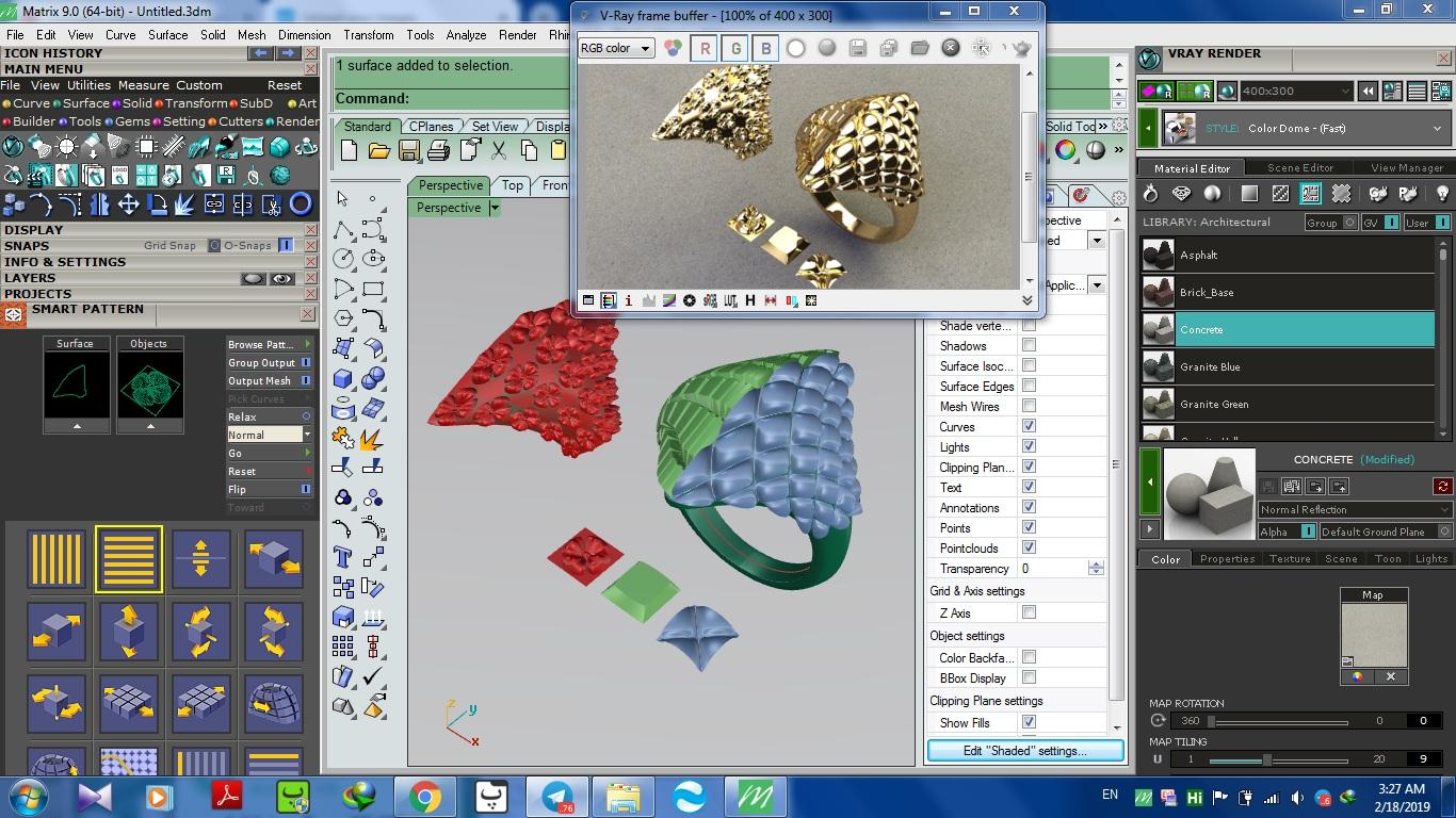 Design with Gemvision Matrix 9.0 build 7349 full crack