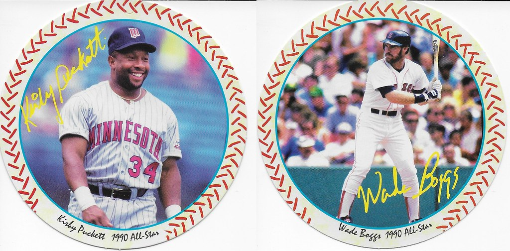 1990 Windwalker Disc - Puckett and Boggs