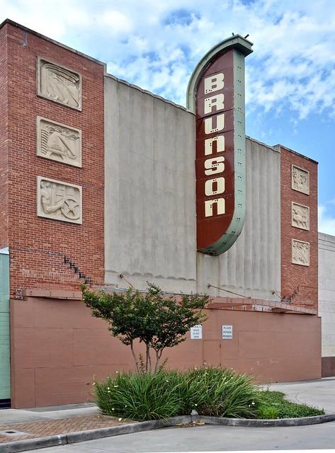Brunson Theater - Baytown, Texas