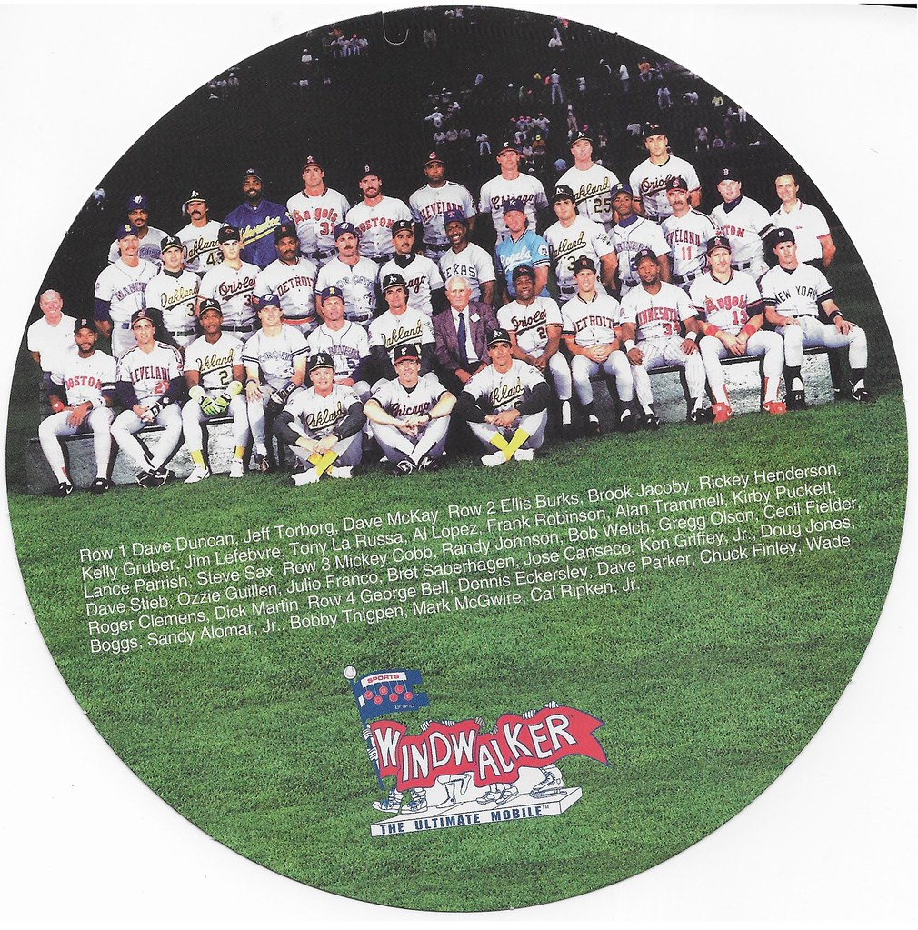 1990 Windwalker Disc - Team