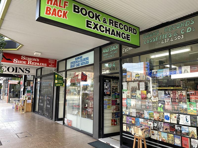 Book & Record Exchange