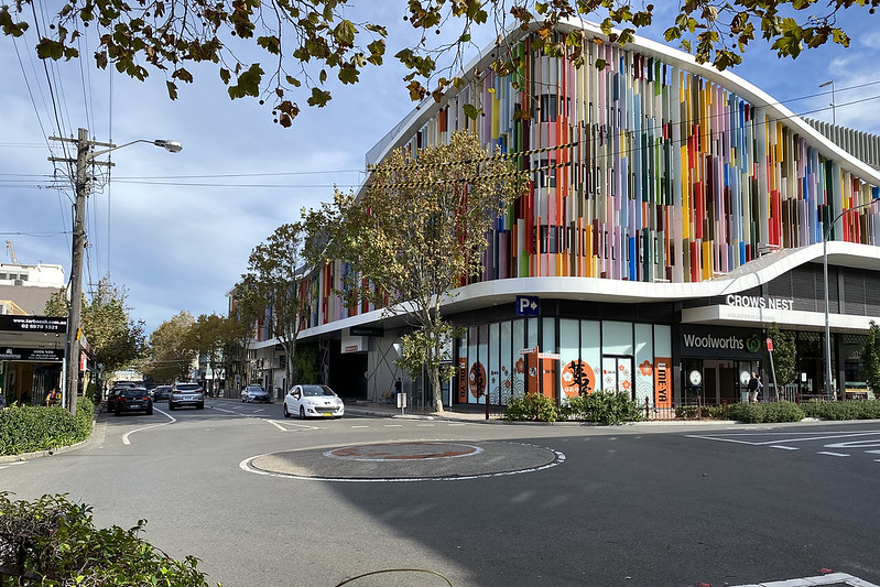 Woolworths Crows Nest