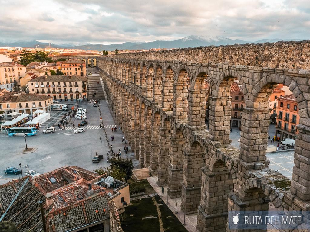 Segovia, qué ver en los alrededores de Madrid