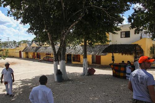 Tourist shop, Chichen Itza, Mexico's Yucatán Peninsula