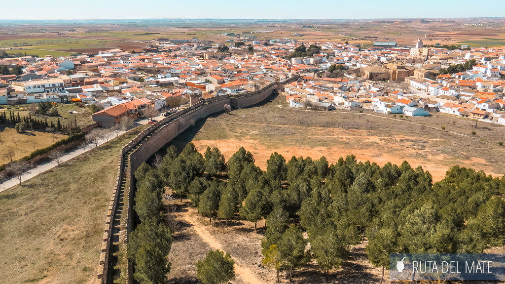 Belmonte en la Ruta del Quijote
