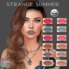 Strange Summer Lip Vendor Catwa