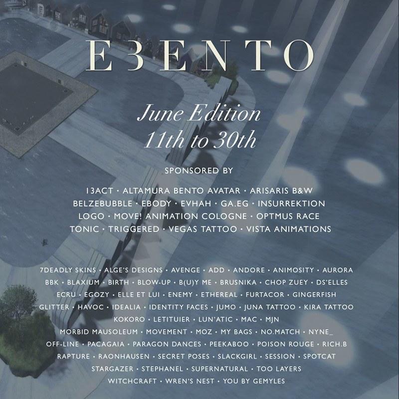 eBento June 2020
