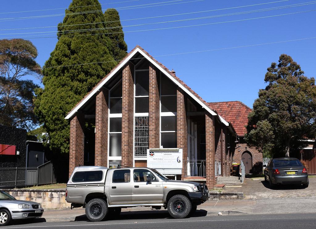 Earlwood Uniting Church, Earlwood, Sydney, NSW.