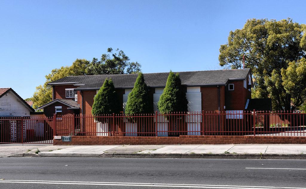 St Bernedatte's Catholic Church, Earlwood, Sydney, NSW.