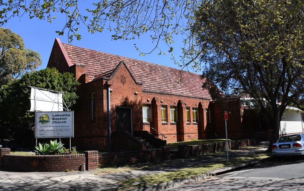Lakemba Baptist Church, Lakemba, Sydney, NSW.