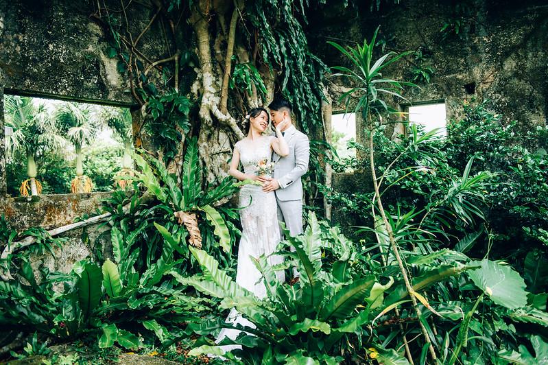 蘭嶼氣象站樹屋