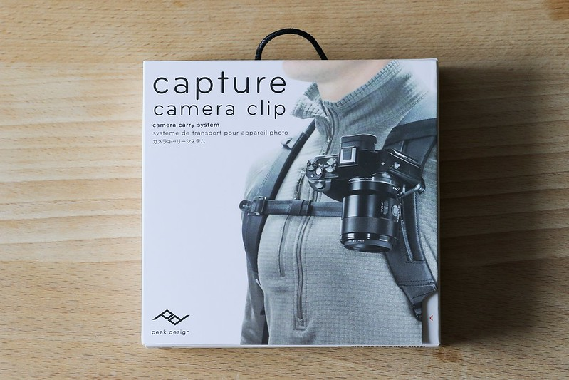 peak design - capture camera clip.