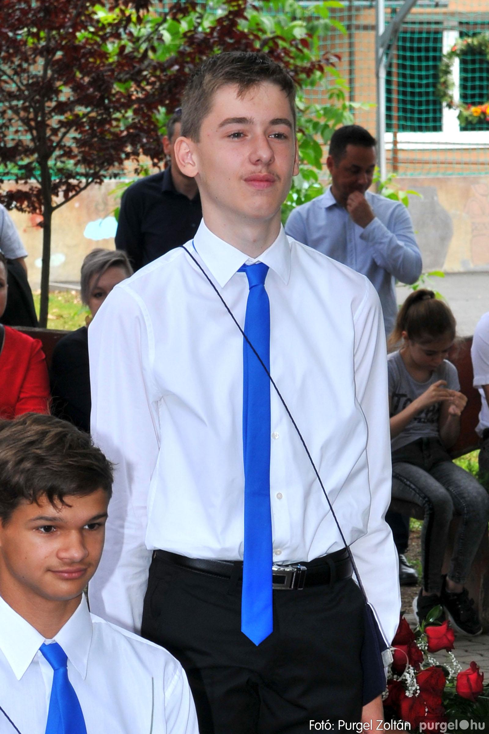 2020.06.13. 159 Forray Máté Általános Iskola ballagás 2020. - Fotó:PURGEL ZOLTÁN© D3K_7580q.jpg