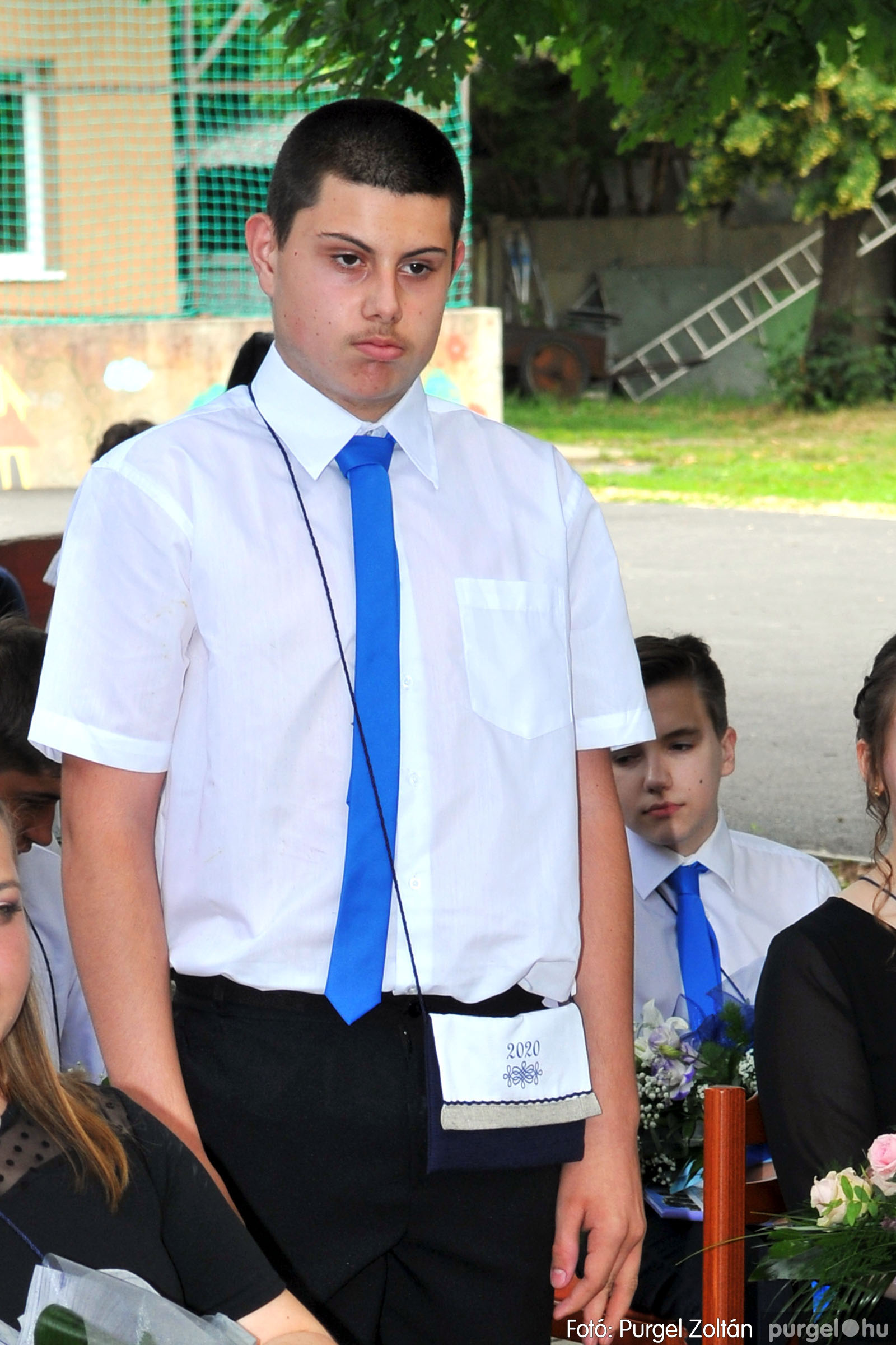 2020.06.13. 150 Forray Máté Általános Iskola ballagás 2020. - Fotó:PURGEL ZOLTÁN© D3K_7562q.jpg