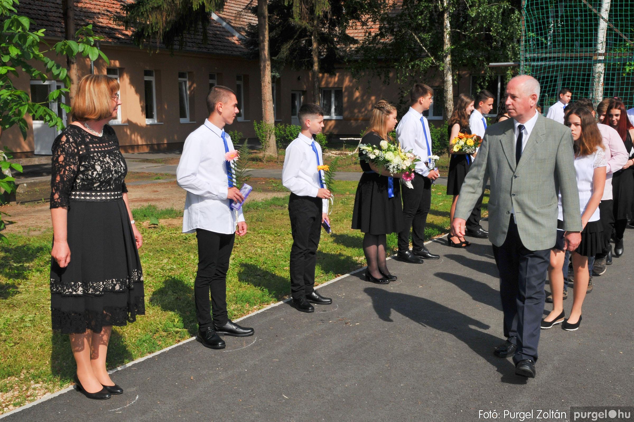 2020.06.13. 019 Forray Máté Általános Iskola ballagás 2020. - Fotó:PURGEL ZOLTÁN© D3K_7388q.jpg