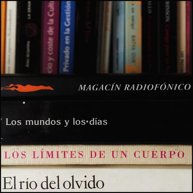 Magacín radiofónico en estado de alarma 13.6.20 #yomequedoencasa #frenarlacurva #haikusdestanteria #quedateencasa