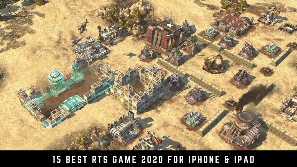 15 Best RTS game 2020 for iPhone & iPad