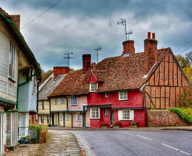 Saffron Walden, Essex.
