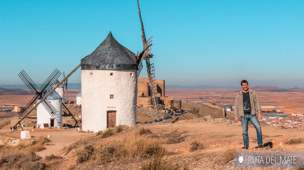Consuegra, Ruta del Quijote