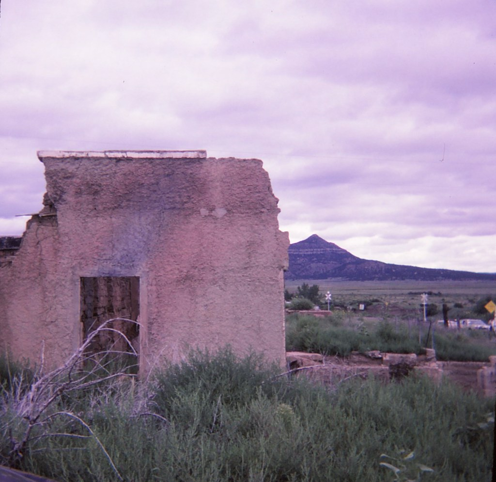 Ghost Town - Colfax, New Mexico