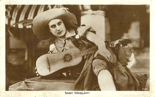 Ivan Mozzhukhin in Casanova (1927)