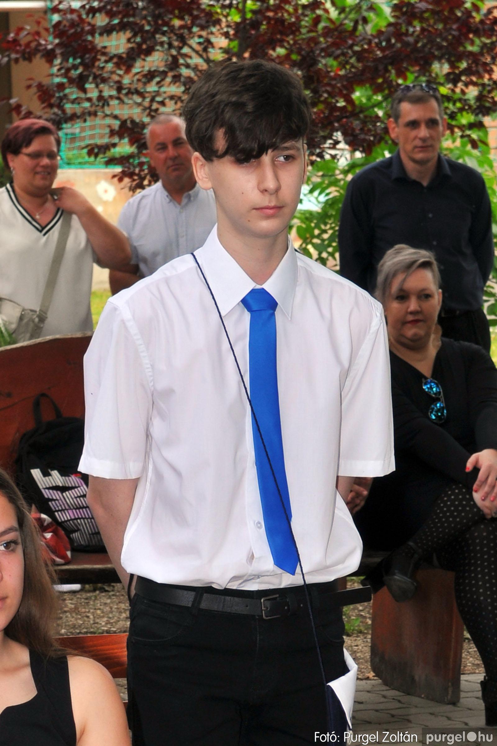2020.06.13. 163 Forray Máté Általános Iskola ballagás 2020. - Fotó:PURGEL ZOLTÁN© D3K_7587q.jpg