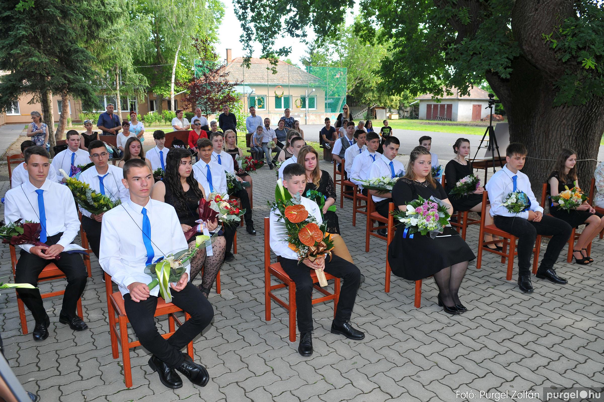 2020.06.13. 086 Forray Máté Általános Iskola ballagás 2020. - Fotó:PURGEL ZOLTÁN© D3K_7471q.jpg