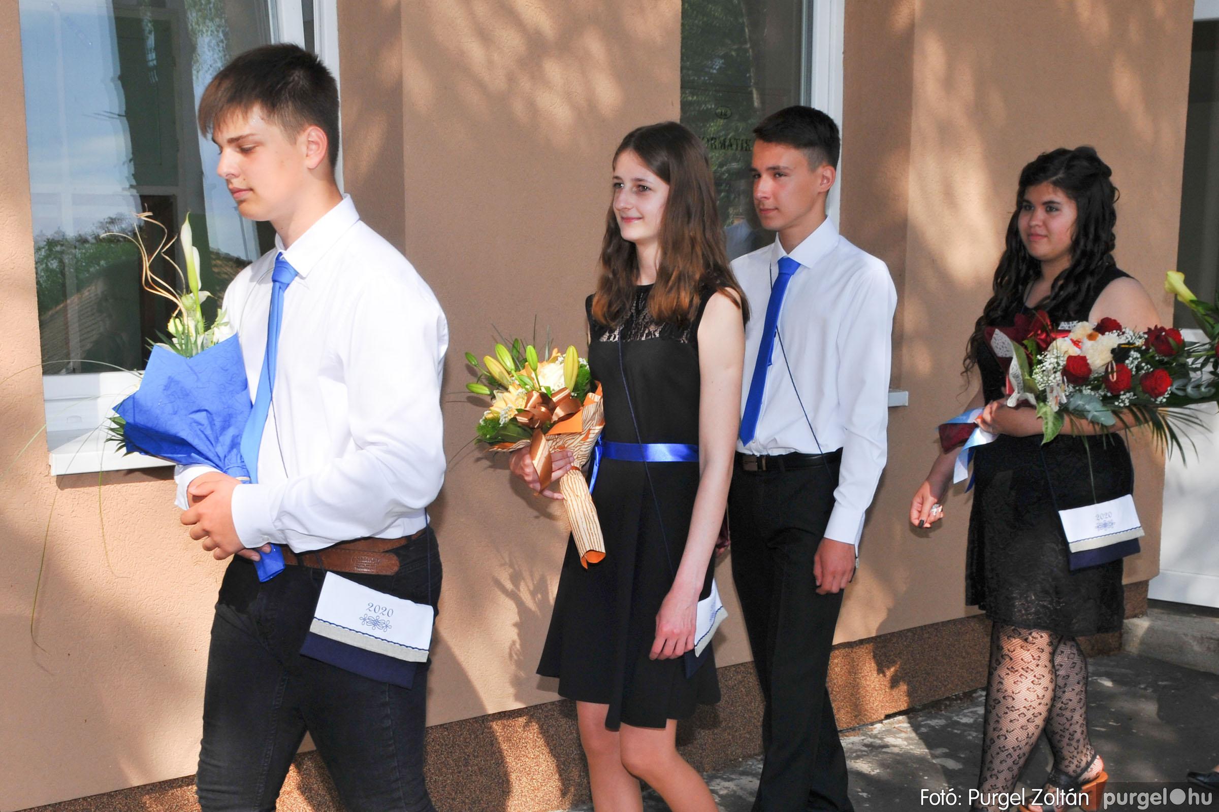 2020.06.13. 059 Forray Máté Általános Iskola ballagás 2020. - Fotó:PURGEL ZOLTÁN© D3K_7434q.jpg