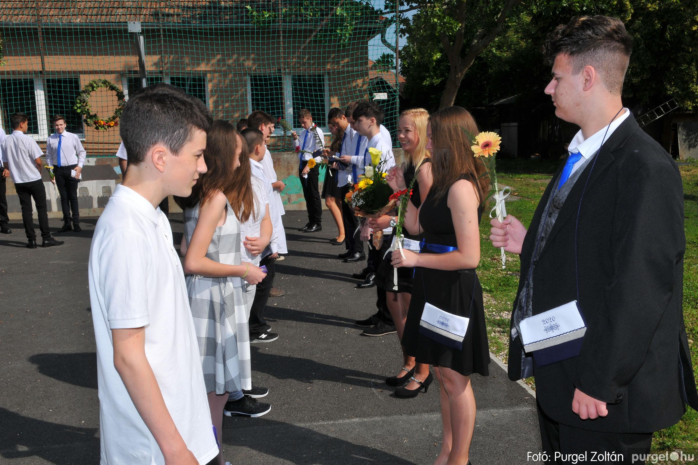 2020.06.13. 024 Forray Máté Általános Iskola ballagás 2020. - Fotó:PURGEL ZOLTÁN© D3K_7394q.jpg