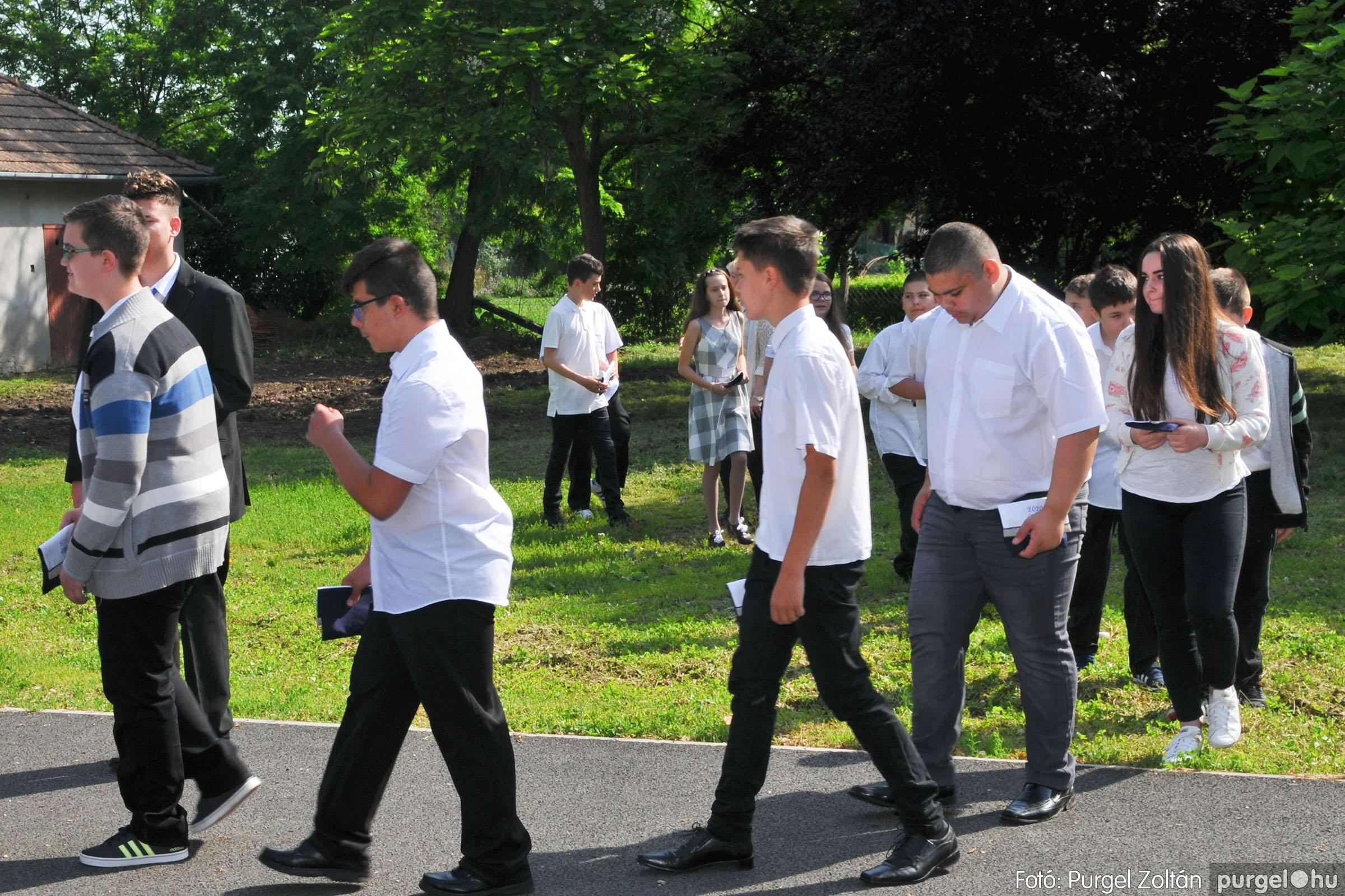 2020.06.13. 016 Forray Máté Általános Iskola ballagás 2020. - Fotó:PURGEL ZOLTÁN© D3K_7385q.jpg