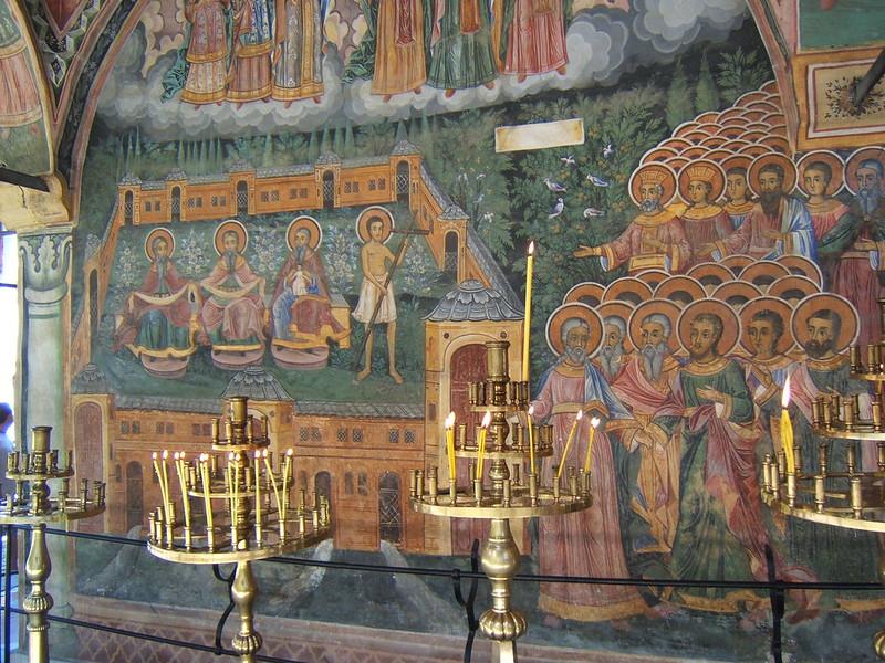 Bulgaria, Troyan Monastery