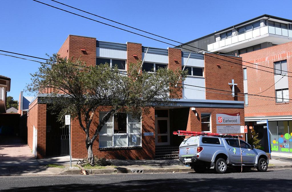 Salvation Army, Earlwood, Sydney, NSW.