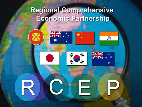 R.C.E.P. Re-enforcement of negotiations and opportunities before India | by web.sanskritiias