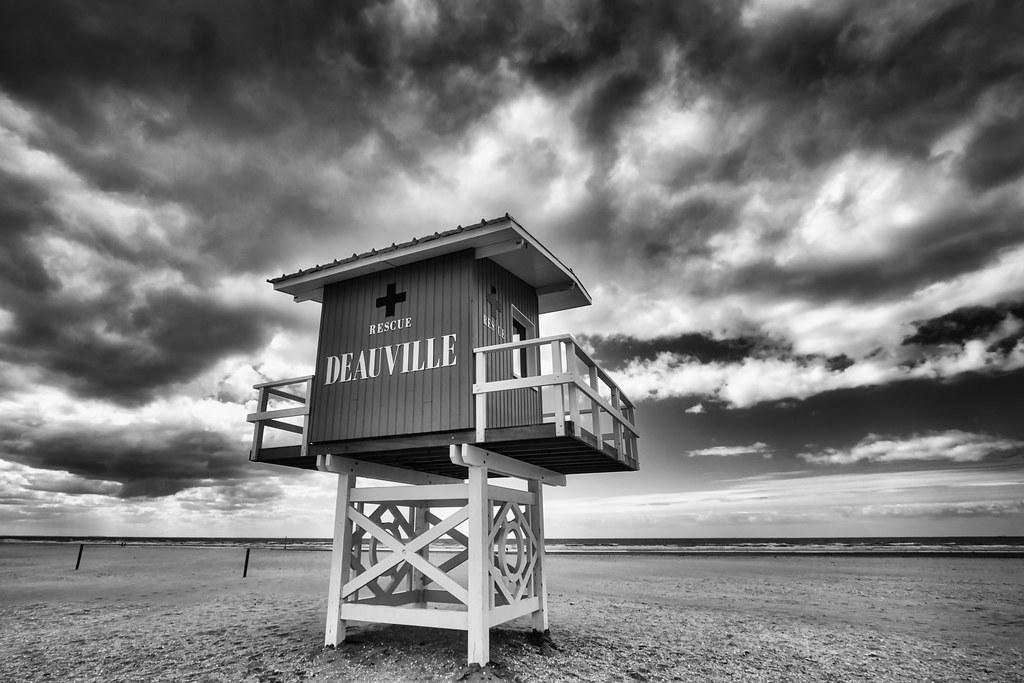 Beach of Normandie