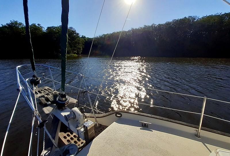 Cool-down, Quiet Waters, Harness Creek