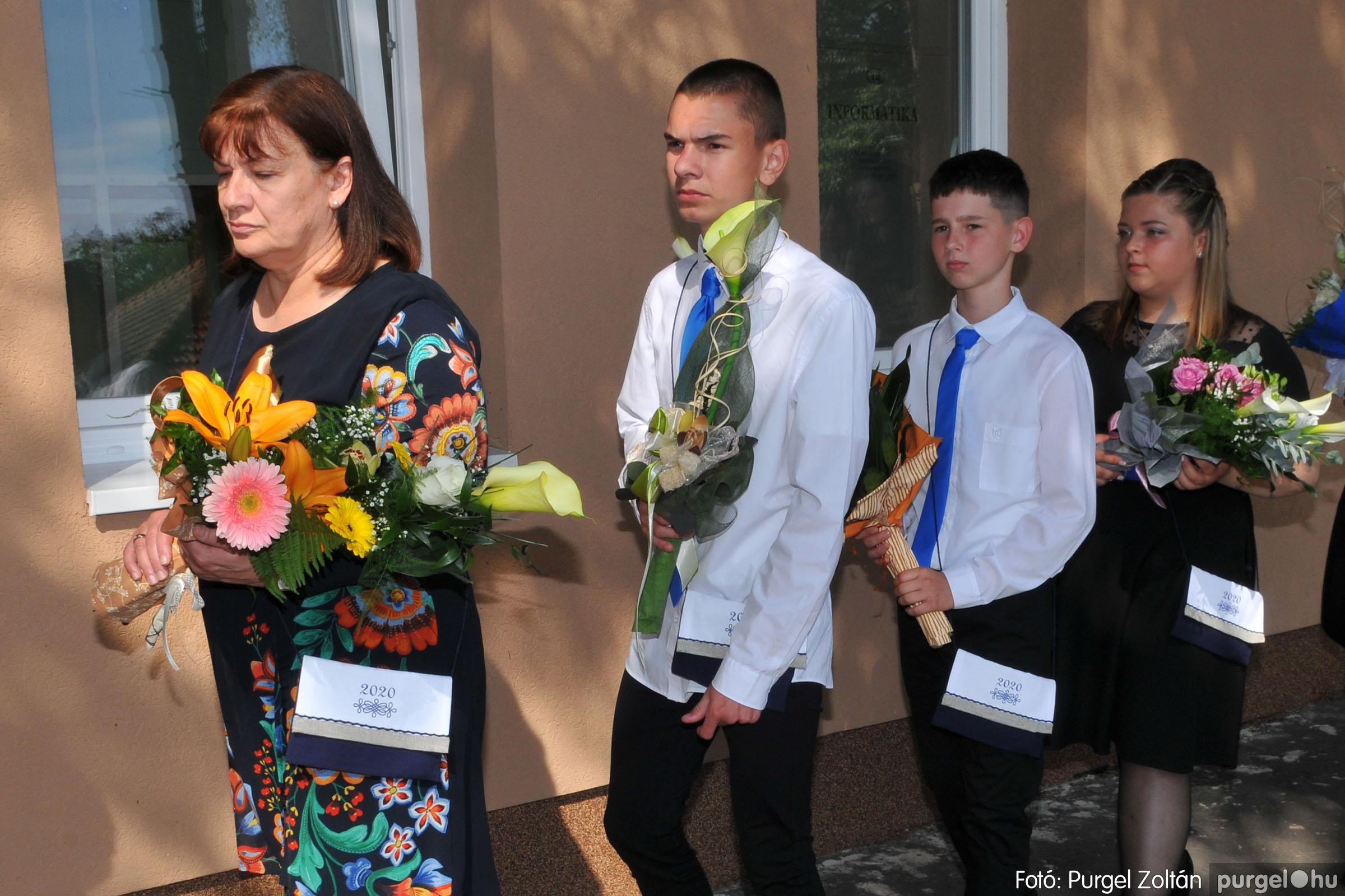 2020.06.13. 058 Forray Máté Általános Iskola ballagás 2020. - Fotó:PURGEL ZOLTÁN© D3K_7433q.jpg