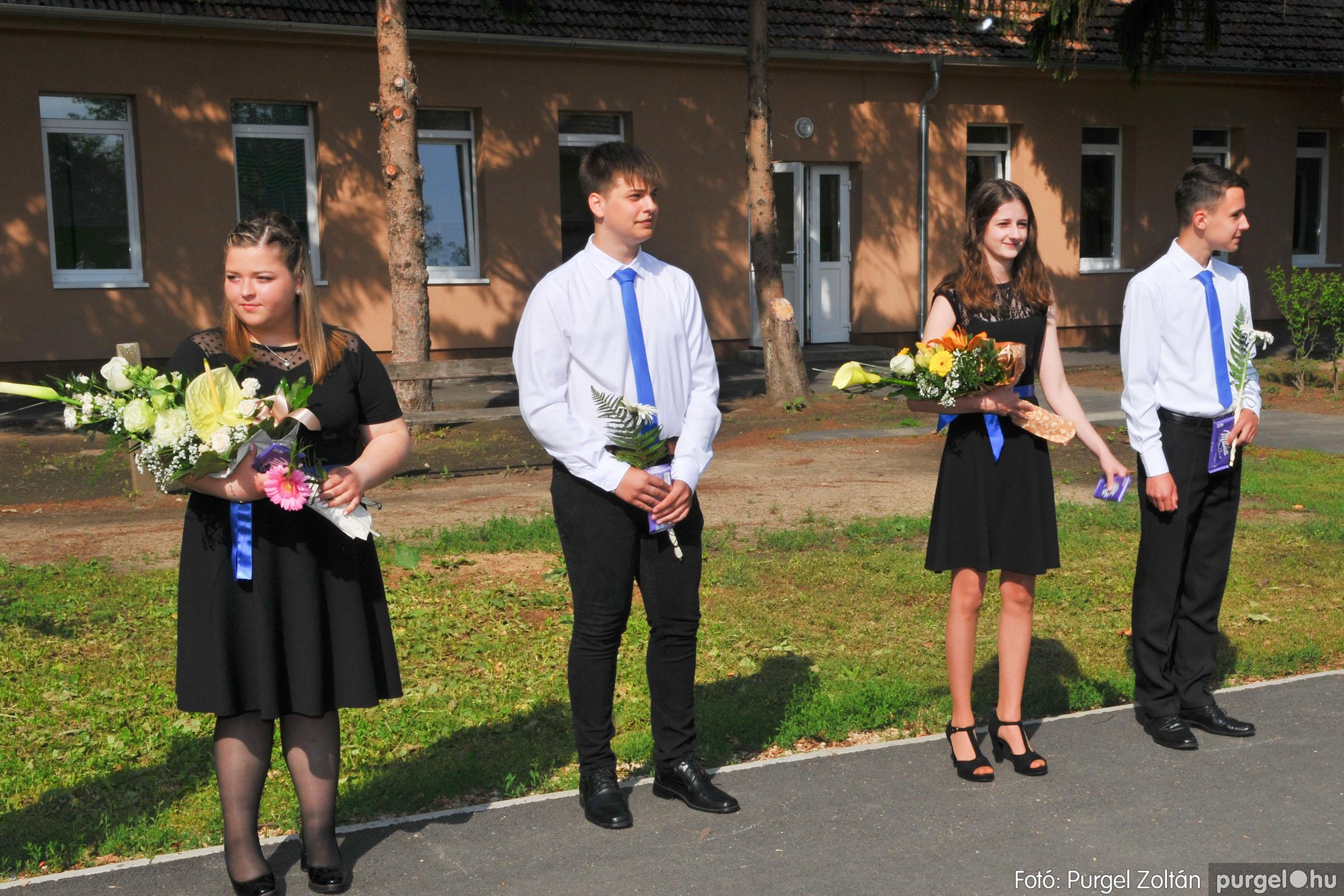 2020.06.13. 006 Forray Máté Általános Iskola ballagás 2020. - Fotó:PURGEL ZOLTÁN© D3K_7374q.jpg