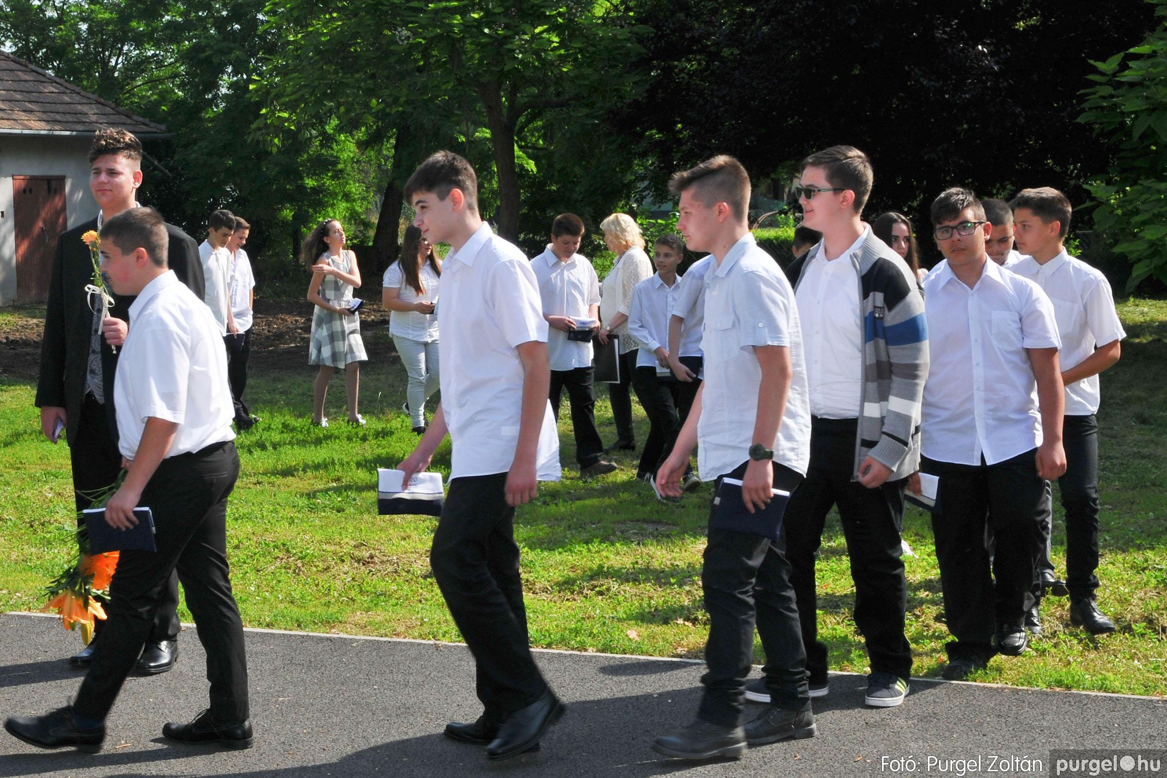 2020.06.13. 015 Forray Máté Általános Iskola ballagás 2020. - Fotó:PURGEL ZOLTÁN© D3K_7384q.jpg