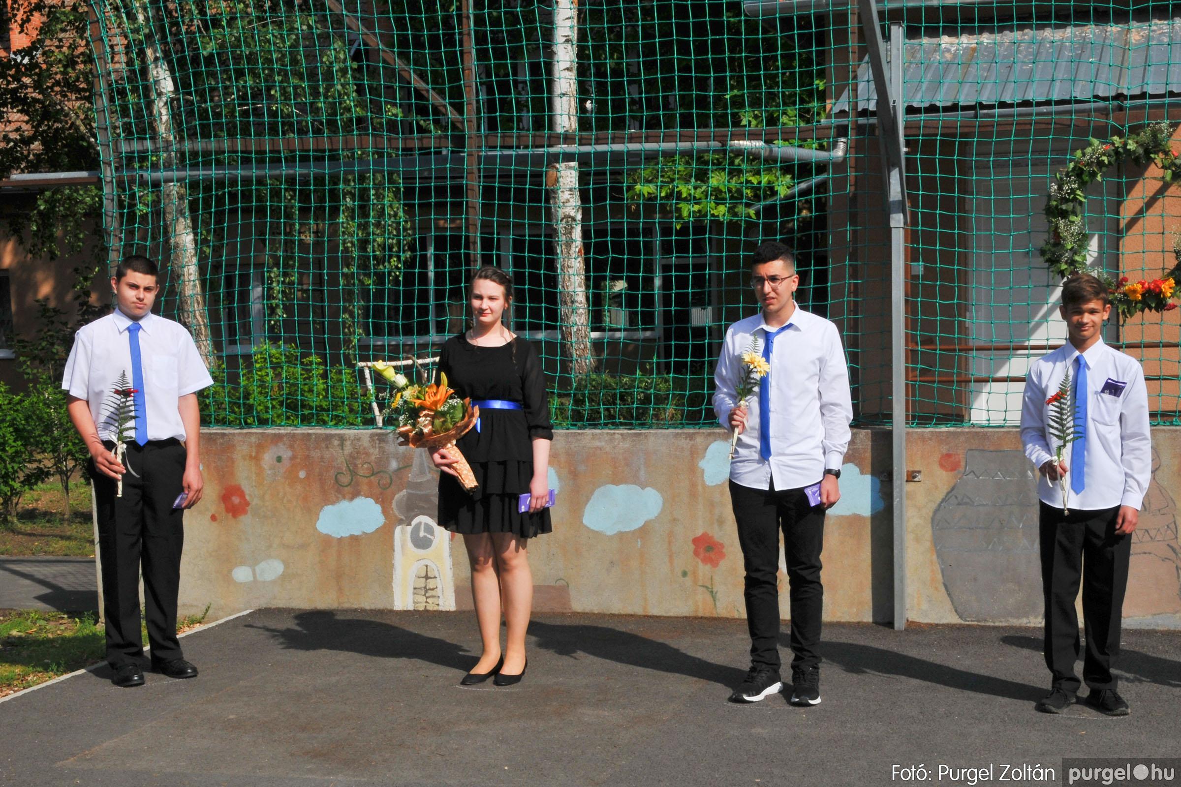 2020.06.13. 008 Forray Máté Általános Iskola ballagás 2020. - Fotó:PURGEL ZOLTÁN© D3K_7376q.jpg