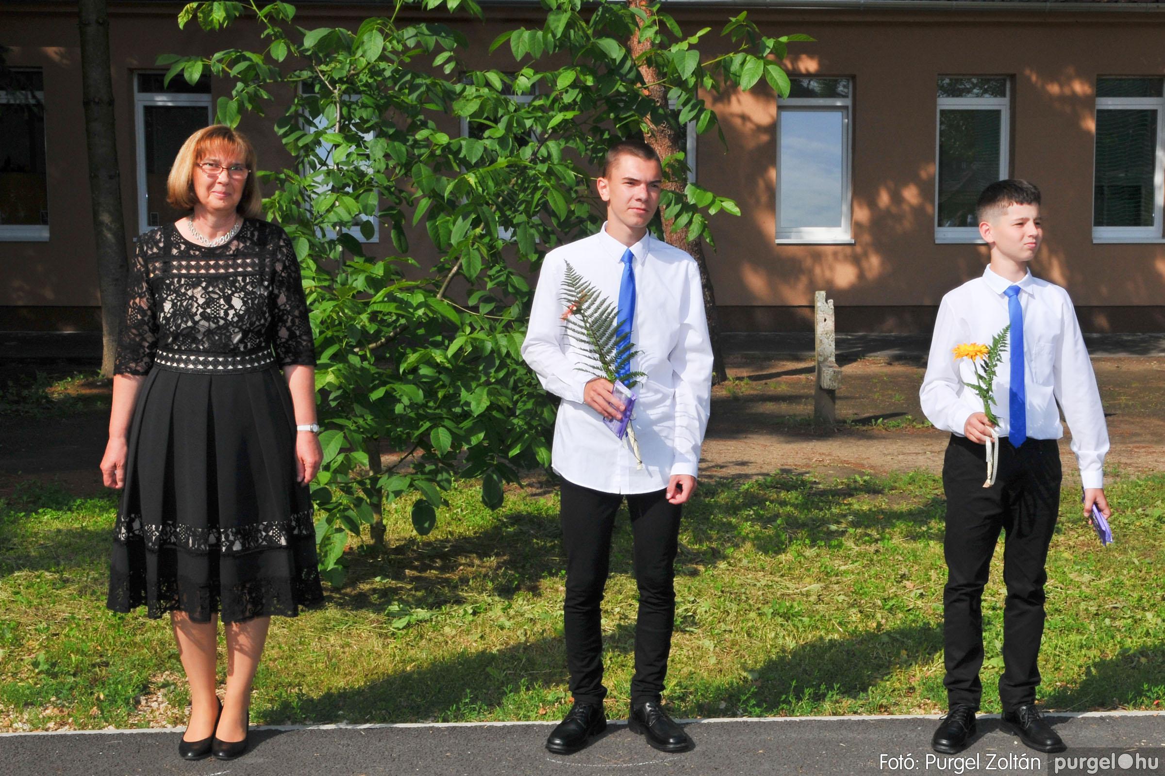 2020.06.13. 005 Forray Máté Általános Iskola ballagás 2020. - Fotó:PURGEL ZOLTÁN© D3K_7373q.jpg