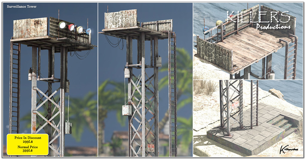 """Killer's"" Surveillance Tower On Discount In Access Starts from 12th June"