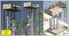 """""""Killer's"""" Surveillance Tower On Discount In Access Starts from 12th June"""