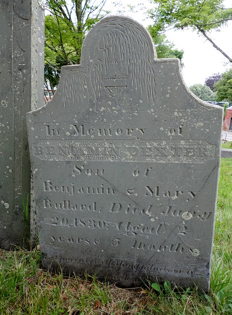 Plymouth, MA - 1830 Grave