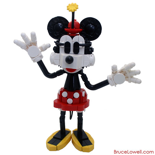 LEGO Mickey and Minnie Mouse (2013 Cartoon Shorts) | by bruceywan