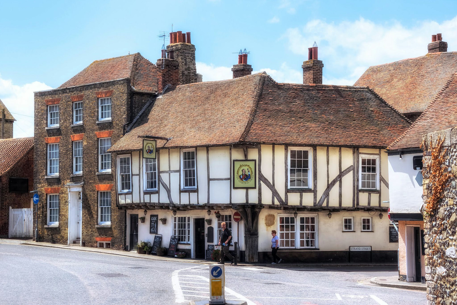 Sandwich, Kent, Inglaterra, UK, pueblo - thewotme sandwich - 50001932667 b9b269a6ed h - Sandwich, un lugar en boca de todos